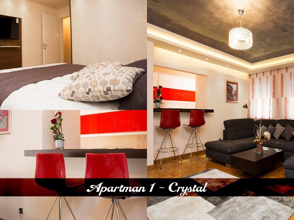 Apartman 1 - Crystal