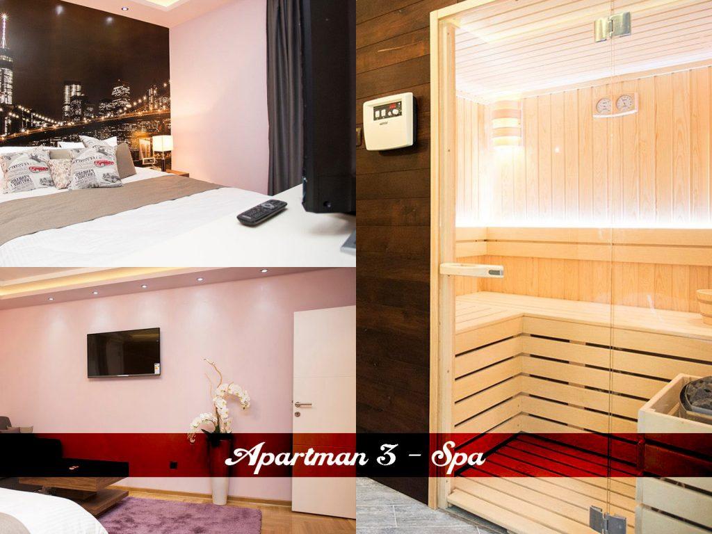 Apartman 3 - SPA
